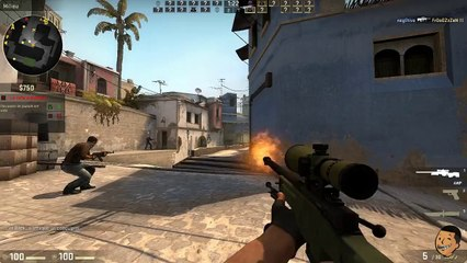 Counter Strike : Global Offensive - Frags & WTF [HD][FR]