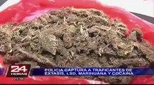 Cayó en San Borja el 'Tío Orlando': surtía de droga las principales discotecas