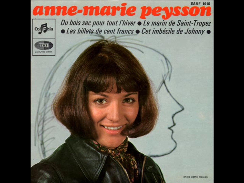 Anne-Marie Peysson Cet imbécile de Johnny (1968)
