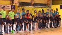 Championnat de France Minimes Filles Futsal UNSS Jour 4