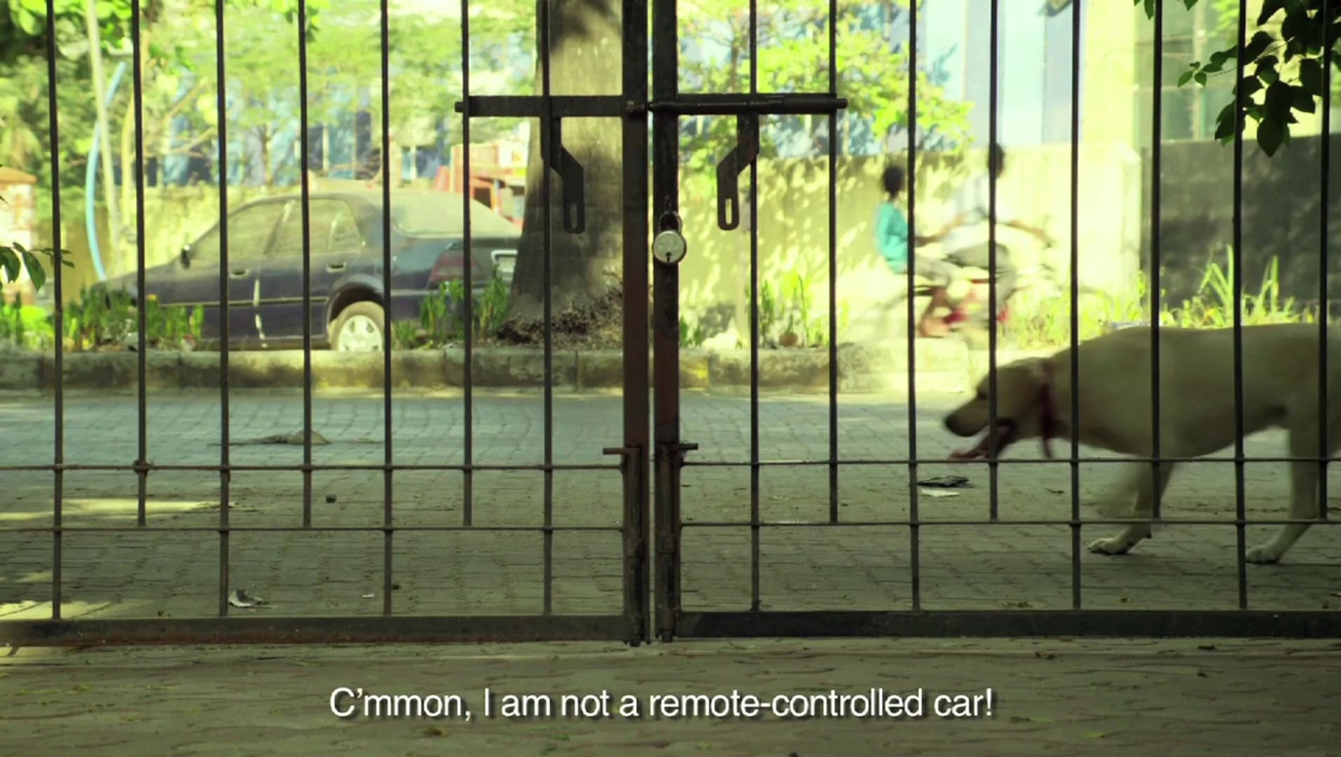 DOG : A film for a cause