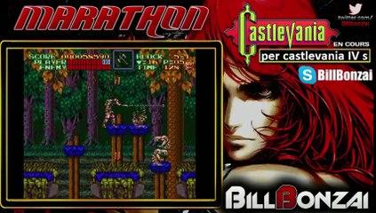 Marathon castlevania : Super Castlevania IV sur SNES (5/10)