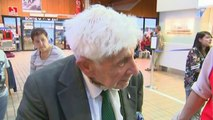D-Day escape: Veteran returns after escaping to France
