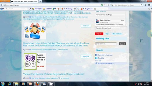 Free chat rooms no registration downloads