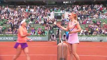 Maria Sharapova's road to the 2014 French Open final