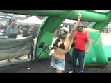 Bikini Paint Ball Ambush!