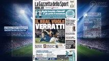 Le Real Madrid fonce sur Verratti, Naples prêt à jouer un mauvais tour au PSG