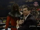 The Ministry of Darkness Era Vol. 26 | Vince Announces The Undertaker vs Kane Inferno Match 2/21/99 (1/2)