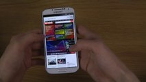 Samsung Galaxy S4 Android 4.4.3 KitKat - Browser Speed Review