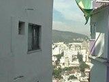 Mondial 2014: à Rio, la favela Santa Marta repeint ses murs aux couleurs du Brésil - 08/06