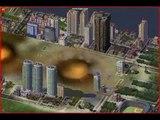 シムシティ4 メルトダウンで都市消滅