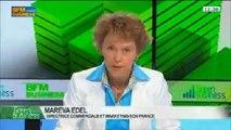 Les tarifs du gaz: Mareva Edel et Patricia Laurent, dans Green Business - 08/06 3/4