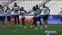Football / Equipe de France / Partir sur une bonne note - 08/06