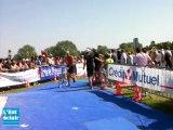 Triathlon des lacs : 550 concurrents au départ du sprint
