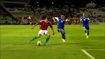 Classy own goal from Kazakhstani defender