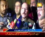 Terrorist wanted to destroy planes at the airport: Sindh CM