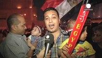 """Egitto. Al-Sisi: """"ora stabilità al Paese"""". Festa al Cairo per elezione"""