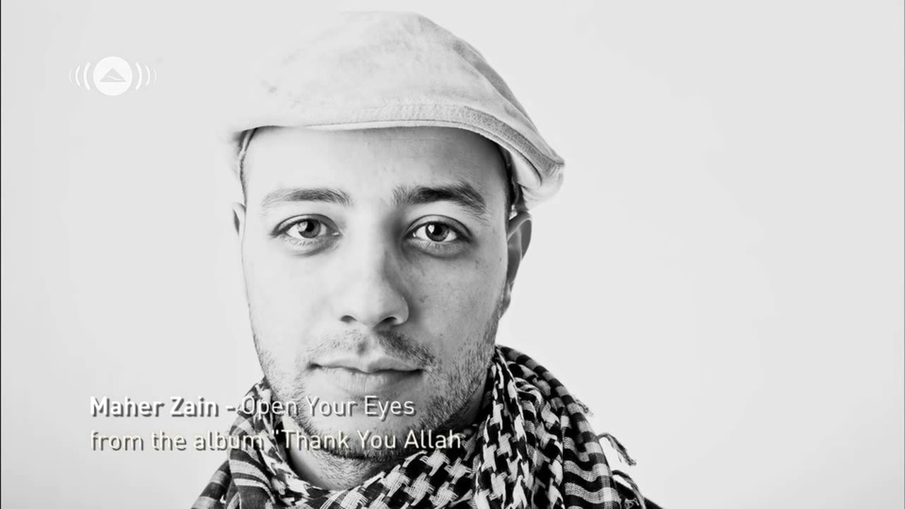 Open your eyes lyrics maher zain