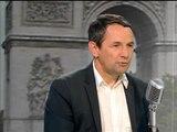 """Thierry Mandon sur les propos de Jean-Marie Le Pen: """"Ce sont des propos de déshonneur"""" - 09/06"""