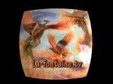 Morwenna Calvez, plasticienne, graphiste, peinture, sculpture, photo, land art ...la-fontaine.tv