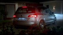pub Volkswagen Nouvelle Golf Sportsvan 'le couple' 2014 [HQ]