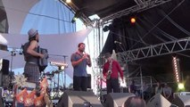 La Fanfare Couche Tard sur la scène bleue : FIMU 2014
