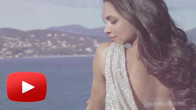 Van Heusen AD Making With Deepika Padukone