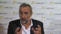 Interview Antoine Dulery au 54è Festival de Monte Carlo
