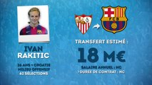 Officiel : le Barça recrute Ivan Rakitic !