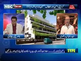 NBC Onair EP 284 (Complete) 05 June 2014-Topic-Government unable to control Karachi law and order situation, Sheikh Rasheed, Altaf illness, MQM sit-in, Operation in Dera Bugti-Guests-Sh. Rashid, Haider Abbas Rizvi, Talal Chaudhary