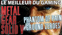 Metal Gear Solid 5 Ground Zeroes ou The Phantom Pain ?