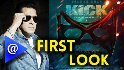 Salman Khan's Kick Poster - Revealed