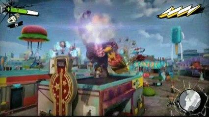 Gameplay E3 2014 de Sunset Overdrive