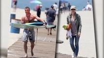 Liev Schreiber und Naomi Watts gehen mit ihren Kindern surfen