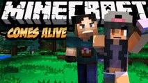 Minecraft Comes Alive! w/ Aphmau - Socially Awkward