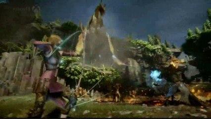 Trailer Gameplay E3 2014 de Dragon Age : Inquisition