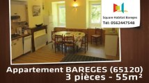 A vendre - Appartement - BAREGES (65120) - 3 pièces - 55m²