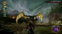 Dragon Age: Inquisition - Battle vs Dragon (E3 2014)