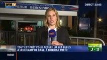 Le Soir BFM: Coupe du monde: Ribeirão Preto prêt pour accueillir les Bleus - 09/06 2/4