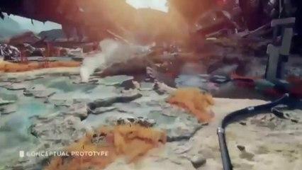 Trailer E3 2014 de Mass Effect : Andromeda