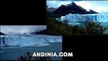 Ruptura Glaciar Perito Moreno - Rupture Perito Moreno Glacier - Desabamento Geleira