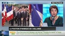 RMC Politique : François Hollande se retrouve dans une position politique de plus en plus dynamique – 10/06