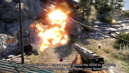 Far Cry 4 Gameplay Demo E3 2014 PS4