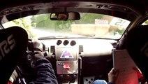 ES5 rallye du Lochois 2014 Nissan 350Z Ticot Brisset