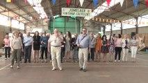 Biennale 2014 : La cérémonie de jumelage entre Fontenay-le-Comte et Crévillent