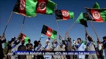 Présidentielle afghane: le favori du scrutin fait campagne