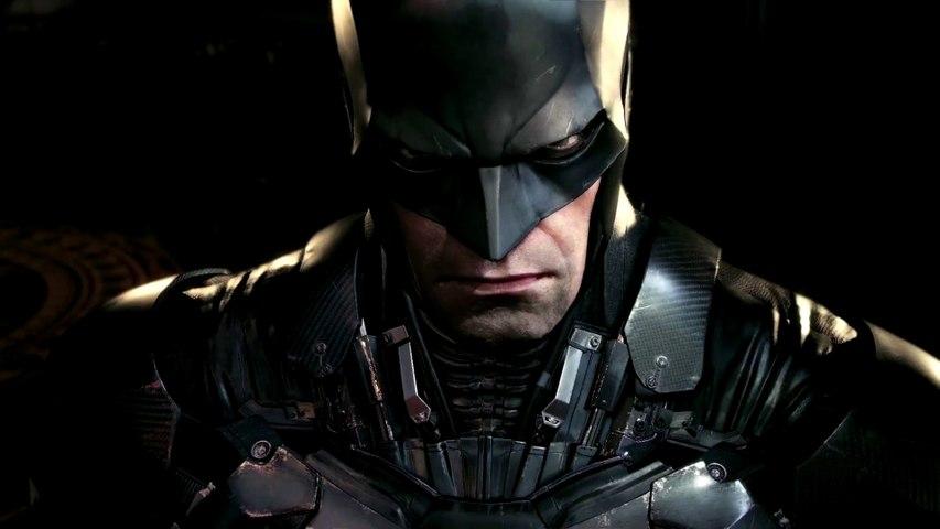 Batman Arkham: Knight - Batmobile Battle Mode - Gameplay [VF|HD1080p]