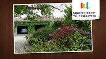 A vendre - Maison/villa - CUSSAC FORT MEDOC (33460) - 9 pièces - 230m²