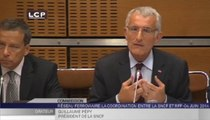 Travaux en séance : Audition de M. Guillaume Pepy, président de la SNCF, par la commission du développement durable