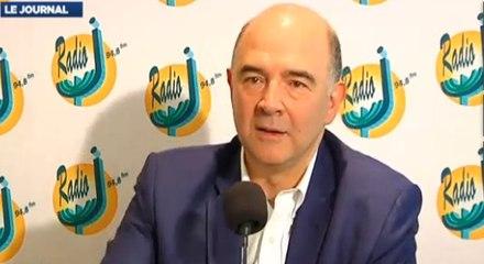 Pierre Moscovici - Invité du Forum Radio J [08/06/14]